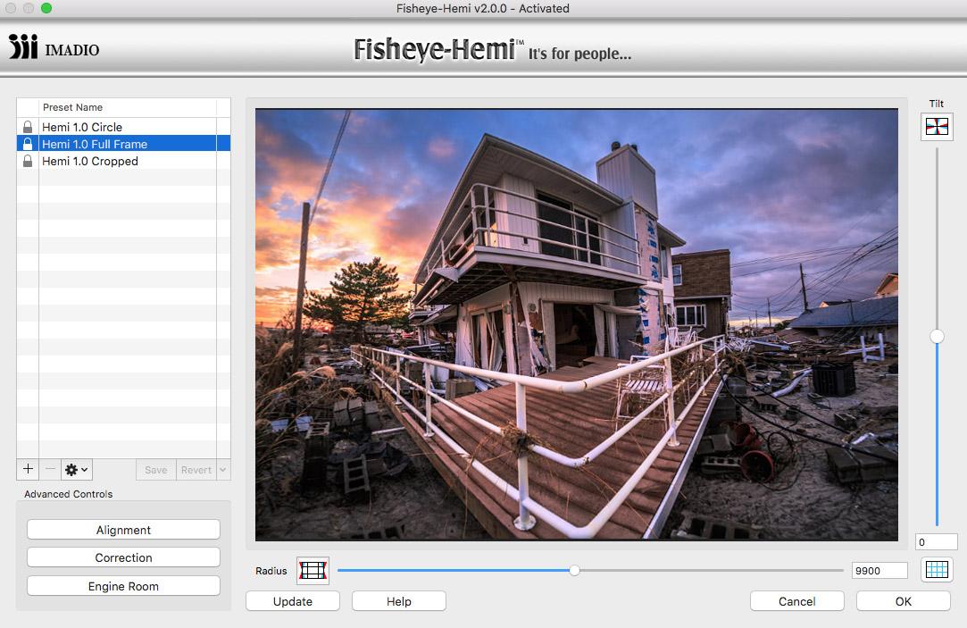Fisheye-Hemi 2 Help and Overview – Imadio Help Center